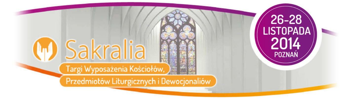 Sakralia zaproszenie 2014