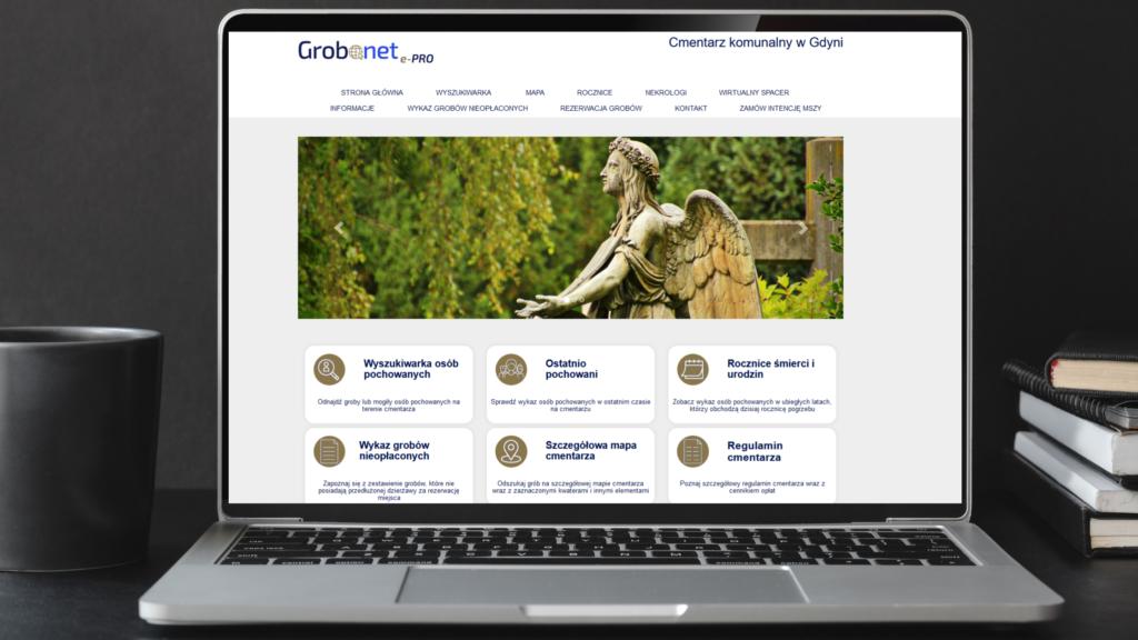 Grobonet e-pro usługi dla cmentarzy